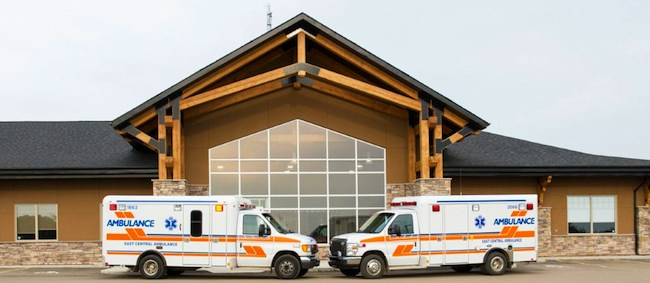 East Central Ambulance Association (Alberta)